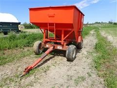 Kory 220 Box W/6072 Gear Gravity Flow Grain Cart