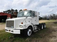 1995 Volvo White GMC WG64T T/A Day Cab Truck Tractor
