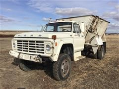 1978 Ford F600 Feed Truck