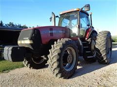2005 Case IH MX255 Magnum MFWD Tractor