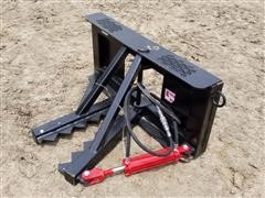 2019 Industrias America EasyMan Skid Steer Mount Tree/Post Puller
