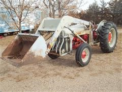 1943 Ford 9N 2WD Tractor W/Loader