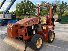 2015 DitchWitch RT45 Trencher