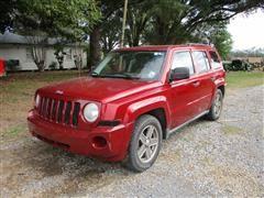 2008 Jeep Patriot 4x4 SUV