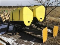 Ag-Chem Saddle Tanks W/Mounts
