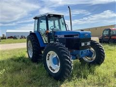 1993 Ford 8340 MFWD Tractor