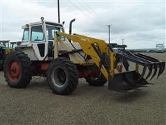 1982 Case IH 2290 FWA Tractor