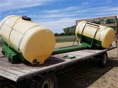 Agri-Products 300 Gallon Saddle Tanks