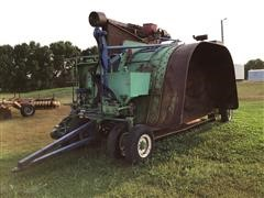 Ag-Bag MH9500 Commercial Forage Bagger