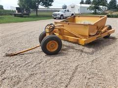 Soil Mover SM50 5-Yard Dirt Scraper