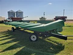 John Deere 894 8R36 Corn Header W/Transport