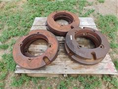 Minneapolis-Moline Tractor Wheel Weights
