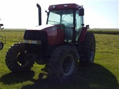 1998 Case IH MX135 MFWD Tractor