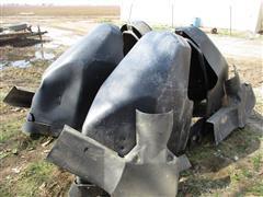 John Deere 4730 Crop Shields