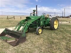 John Deere 4010 2WD Tractor