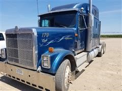 1997 International 9300 T/A Truck Tractor W/Sleeper