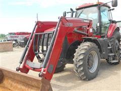 2010 Case International Magnum 180 Tractor