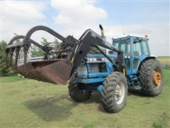 Ford TW-35 MFWD Tractor