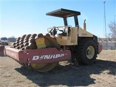 Dynapac CA250PD Single Drum Vibratory Padfoot Roller