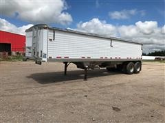 2006 Timpte 366 Hopper T/A Grain Trailer
