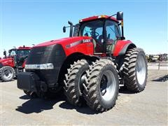 2014 Case International 290 Magnum MFWD Tractor