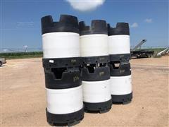 Snyder 120-Gallon Stackable Liquid Totes