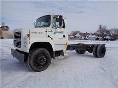 1996 Ford LN8000 S/A Truck Cab & Chassis