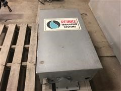 1998 Reinke Electrogator Auto Reverse Control Panel