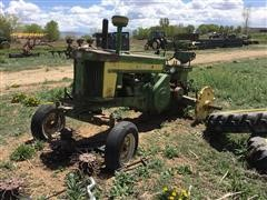 1958 John Deere 720 2WD Tractor For Parts