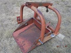 HI-CO (Howse Implement Co.) ES24 3 Pt Box Scraper (Fresno)