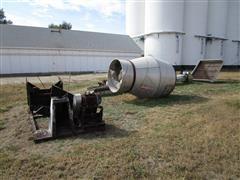 Fertilizer Mixer System