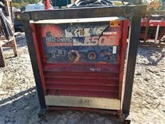 Red-D-Arc E500 Extreme-Duty DC Electric Welder