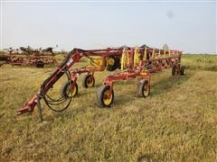 New Holland HT154 14 Wheel Twin Rake