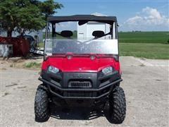 2010 Polaris RNGR-10 4x4 800 EFI ATV