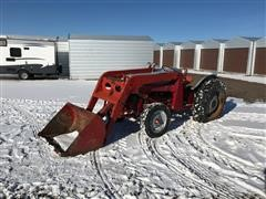 Ford 8N 2WD Tractor W/Loader