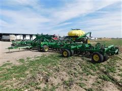 2011 John Deere 1890/1910 Air Seeder/Air Cart