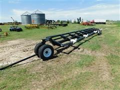 2018 Industrias America 440 40' T/A Header Trailer