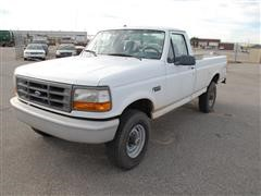 1997 Ford F250 Heavy Duty 4X4 Pickup