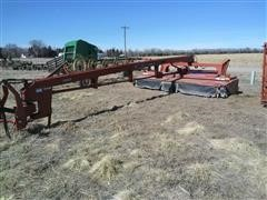 Case IH 8315 Windrower