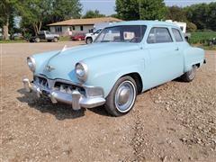 1952 Studebaker Champion 2 Door Car
