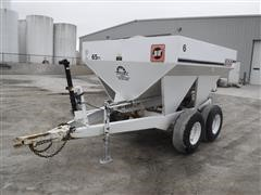Willmar 500 Dry Fertilizer Spreader
