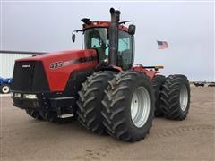 2010 Case IH Steiger 435 4WD Tractor