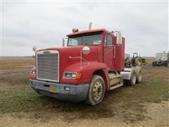 1999 Freightliner FLD120 T/A Day Cab Truck Tractor