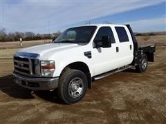 2008 Ford F350 XLT 4 Door W/6.5' Bradford Bed Pickup