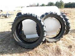 Firestone Field & Road 11.2-38 Cleated Pivot Tires
