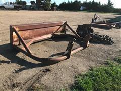 Walden Tractor Mounted Dozer Blade