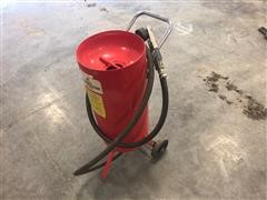 ATD Portable Sand Blaster Unit