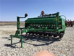 2012 John Deere 1590 15' Drill