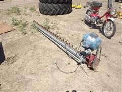 Wil-Rich 8' Sweep Auger