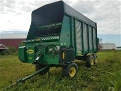 Badger 1200 18 Silage Wagon